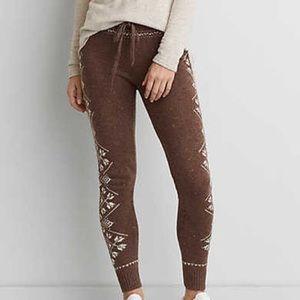 American Eagle Sweater Leggings